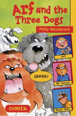 9780713662726: Arf and the Three Dogs