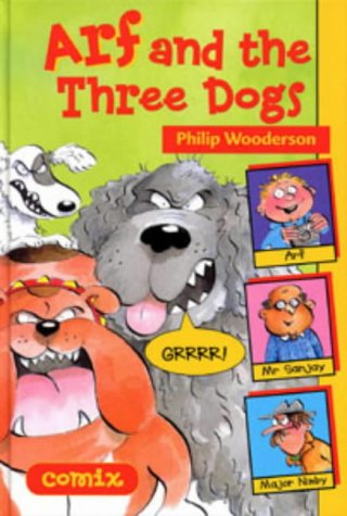 9780713662733: Arf and the Three Dogs (Comix)