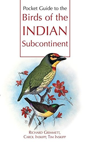 9780713663044: Pocket Guide to the Birds of the Indian Subcontinent (Helm Field Guides)