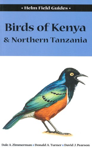 9780713663051: Birds of Kenya and Northern Tanzania (Helm Field Guides)