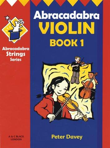 9780713663082: Abracadabra Violin: Book 1 (Abracadabra Strings) (Bk. 1)