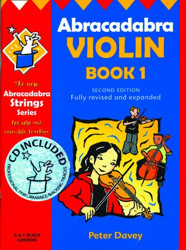 9780713663099: Abracadabra – Abracadabra Violin Book 1 (Pupil's Book + CD): Pupil's Book Bk. 1