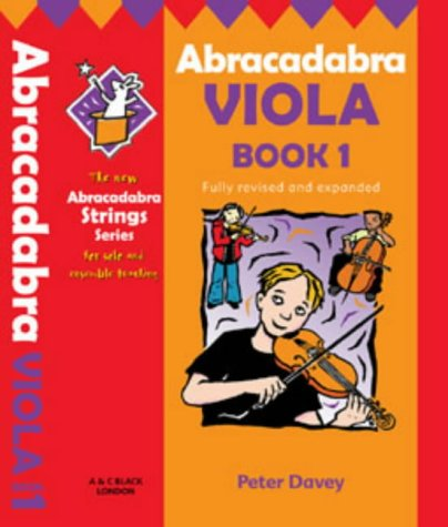 9780713663112: Abracadabra Viola: Bk. 1 (Abracadabra Strings)