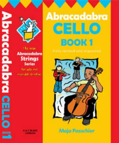 9780713663129: Abracadabra: Abracadabra Cello Book 1 (Pupil's book + CD) (Bk. 1)