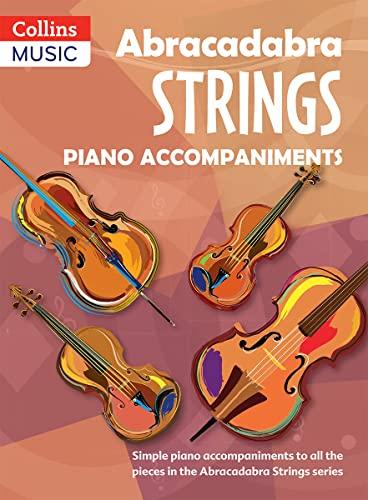 9780713663143: Abracadabra Strings Book 1 (Piano Accompaniments) (Abracadabra Strings,Abracadabra)