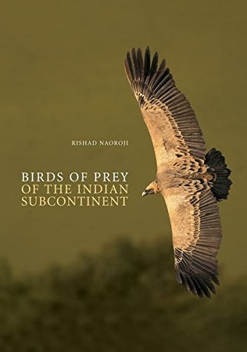 Birds of Prey of the Indian Subcontinent (ID Guide): Rishad Naoroji