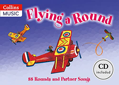 9780713663433: Flying a Round (Book + CD): 88 Rounds and Partner Songs (Songbooks)