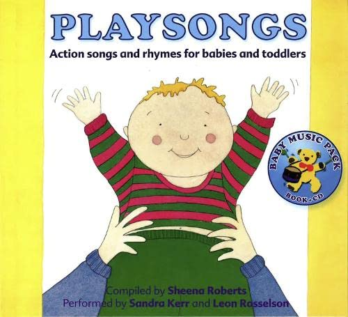 9780713663716: Playsongs: Action Songs and Rhymes for Babies and Toddlers (Songbooks)