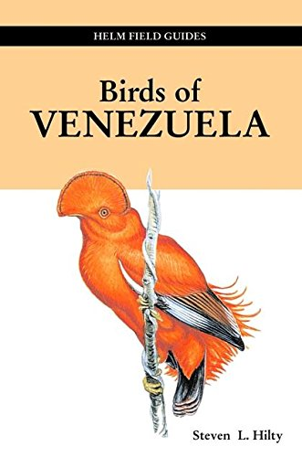 9780713664188: Birds of Venezuela (Helm Field Guides)