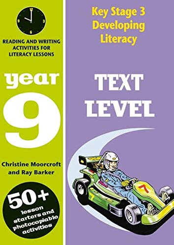 9780713664881: Text Level: Year 9: Comprehension Activities for Literacy Lessions (Developing Literacy)