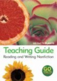 9780713665222: Plants: Teaching Guide: Reading and Writing Nonfiction (Go Facts)