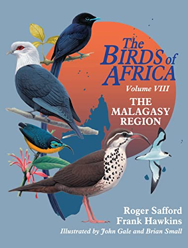 9780713665321: The Birds of Africa: The Malagasy Region