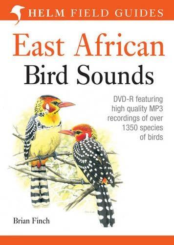 9780713665376: East African Bird Sounds (Helm Field Guides)