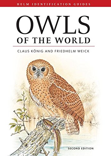 9780713665482: Owls of the World
