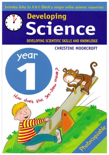 9780713666403: Developing Science: Year 1: Developing Scientific Skills and Knowledge