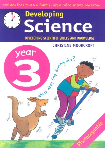 9780713666427: Developing Science: Year 3 Developing Scientific Skills and Knowledge
