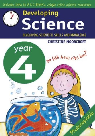 9780713666434: Developing Science: Year 4