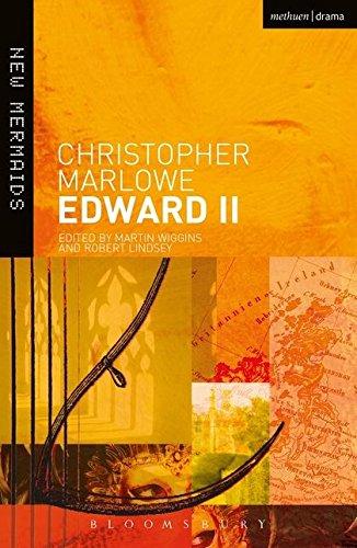 9780713666694: Edward II (New Mermaids)