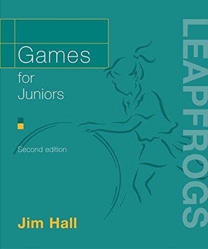 9780713666748: Games for Juniors (Leapfrogs)