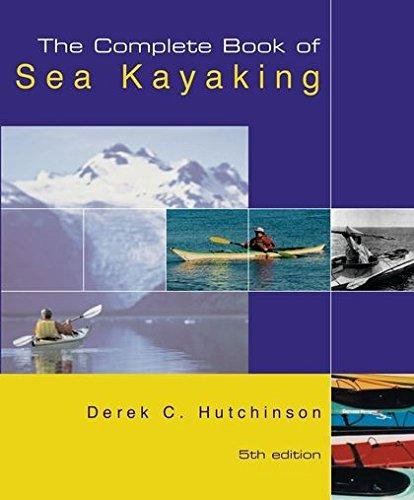 9780713666755: Complete Book of Sea Kayaking