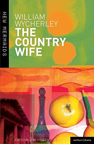 9780713666885: The Country Wife (New Mermaids)