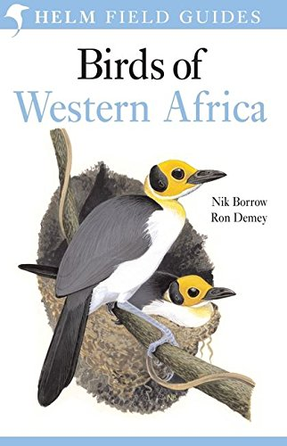 9780713666922: Field Guide to the Birds of Western Africa (Helm Field Guides)