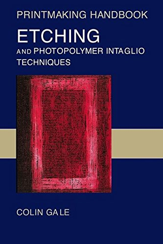 9780713667028: Etching and Photopolymer Intaglio Techniques (Printmaking Handbooks)
