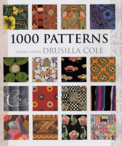 9780713667165: 1000 Patterns