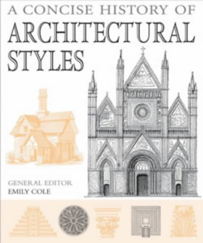 9780713667448: A Concise History of Architectural Styles