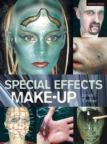 9780713667479: Special Effects Make-up: For Film and Theatre (Backstage)