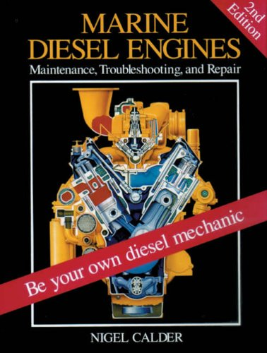 9780713667561: Marine Diesel Engines: Maintenance, Troubleshooting & Repair