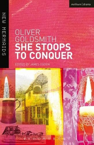 9780713667943: She Stoops to Conquer (New Mermaids)