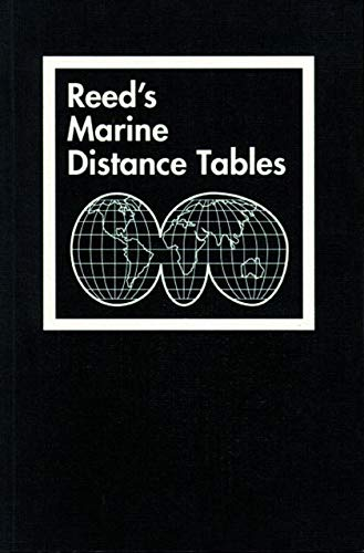 Reed's Marine Distance Tables -9th Edition: Adlard Cole Nautical