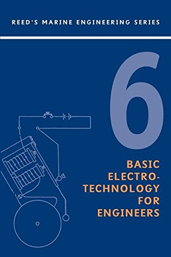 9780713668384: Reeds Vol 6: Basic Electrotechnol (Reed's Marine Engineering)