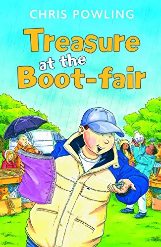9780713668391: Year 3: Treasure at the Boot-fair (White Wolves: Familiar Settings)