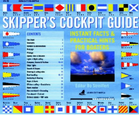 9780713668759: Skipper's Cockpit Guide: Instant Facts and Practical Hints for Boaters