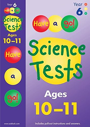 9780713668933: Have a Go Science Tests: Ages 10-11: Workbook (Have a Go Science Tests)