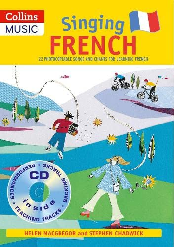 9780713668988: Singing Languages – Singing French (Book + CD): 22 Photocopiable Songs and Chants for Learning French