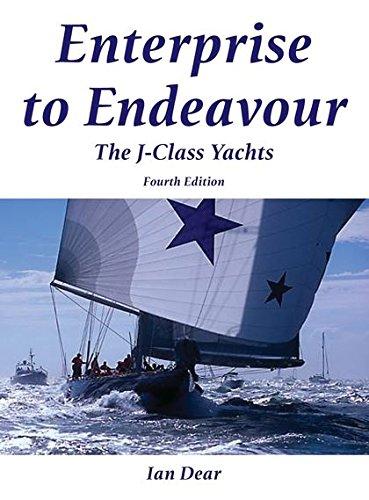 9780713669053: Enterprise to Endeavour: The J-Class Yachts