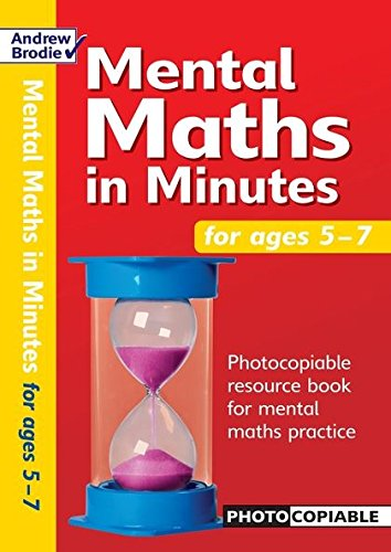 9780713669305: Mental Maths in Minutes for Ages 5-7: Photocopiable Resources Book for Mental Maths Practice