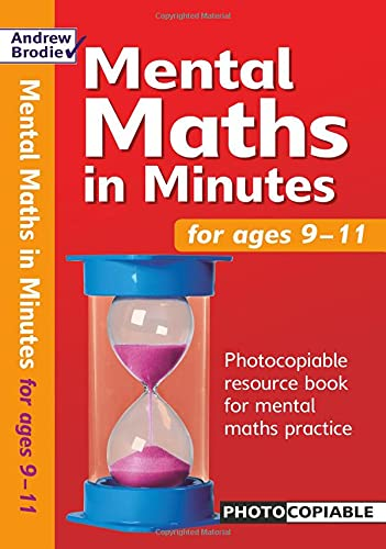 9780713669329: Mental Maths in Minutes for Ages 9-11: Photocopiable Resources Book for Mental Maths Practice