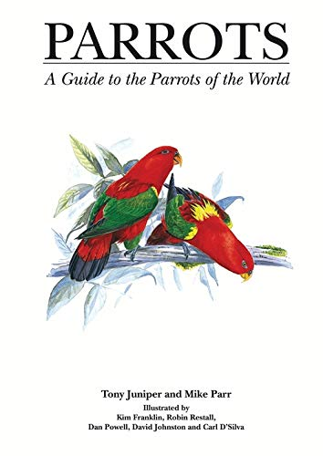 9780713669336: Parrots: A Guide to Parrots of the World (Helm Identification Guides)
