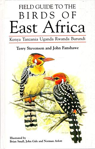 9780713669350: FG to the Birds of East Africa - PR (Helm Field Guides)