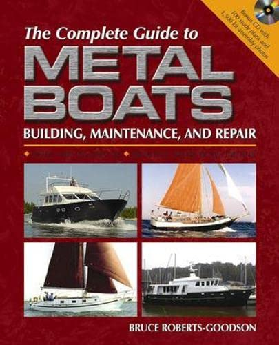 9780713669510: The Complete Guide to Metal Boats