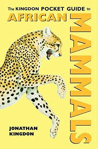 9780713669817: African Mammals
