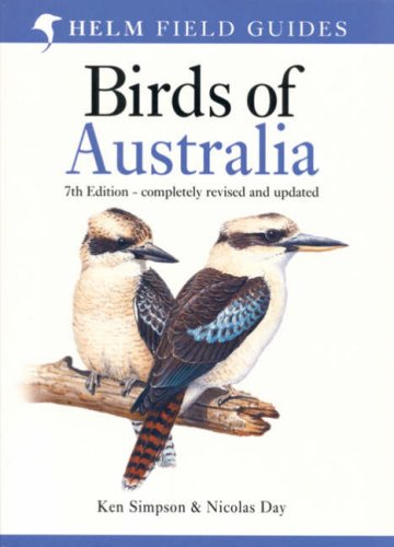 9780713669824: Field Guide to the Birds of Australia