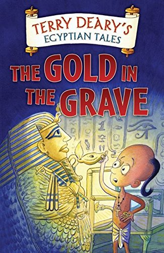 9780713670011: Gold in the Grave (Egyptian Tales)