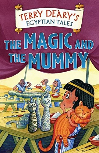 9780713670035: The Magic and the Mummy (Egyptian Tales)