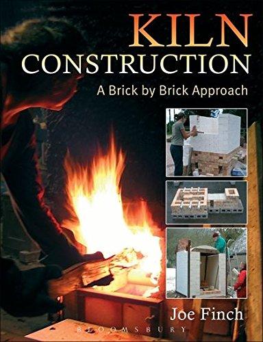 9780713670127: Kiln Construction: A Brick by Brick Approach