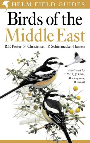 9780713670165: Birds of the Middle East (Helm Field Guides)